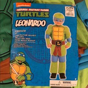 TMNT 3-4 T costume